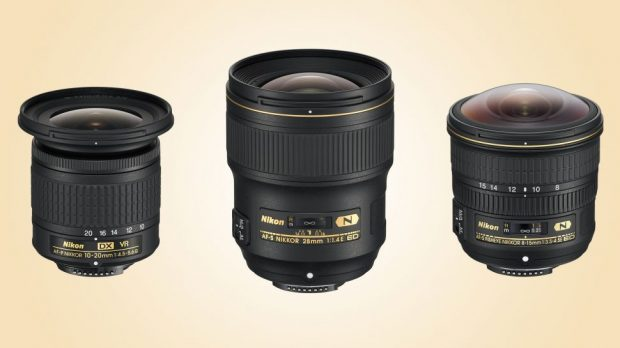nikon-wide-angle-lenses