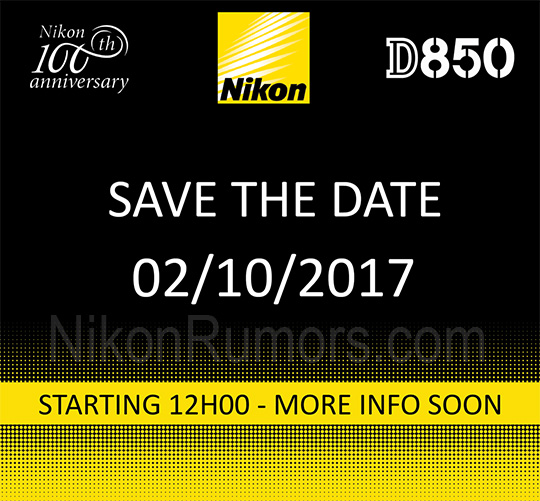 Nikon event in Belgium on October 2nd