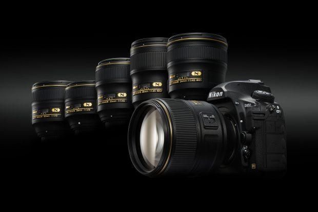 Nikon D850 BEST Lenses
