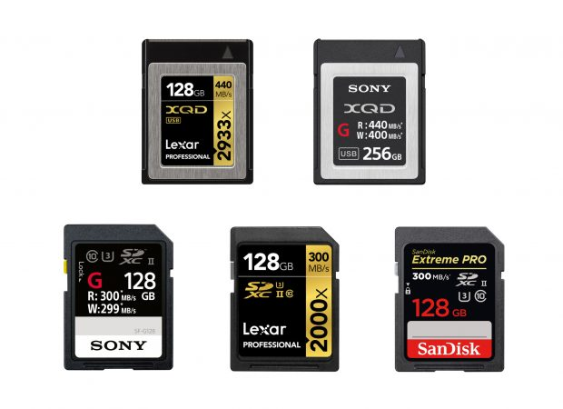 d850-recommended-xqd-sd-cards