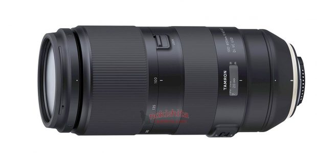 tamron sp 100-400mm f4.5-6.3 di vc usd lens