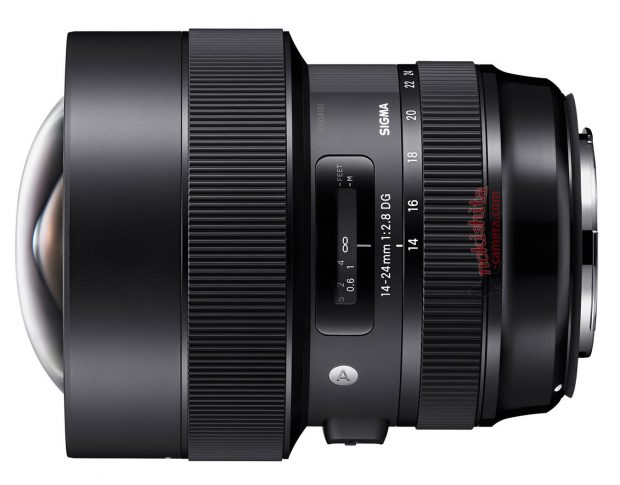 sigma 14-24mm f 2.8 dg hsm art lens