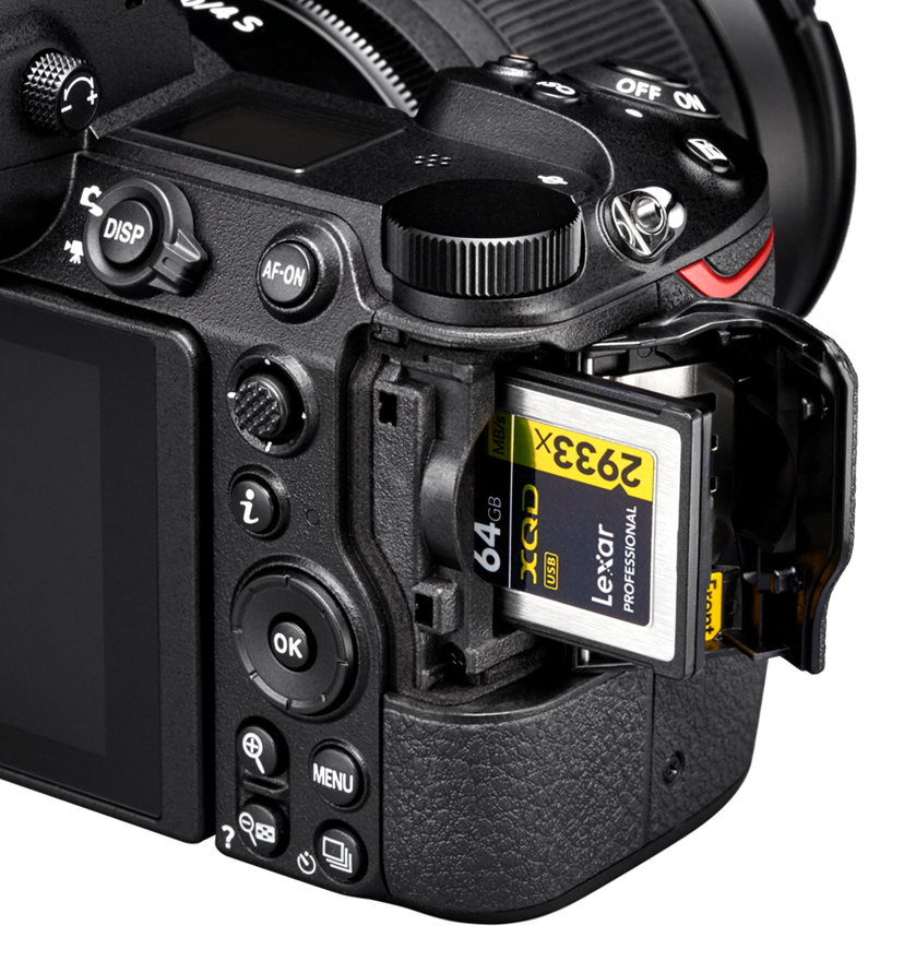 Nikon Z6 & Z7 More Images & Specs, and FTZ Adapter Works