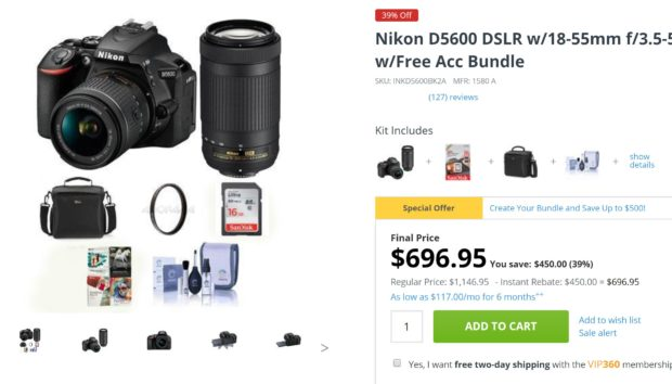 Nikon D5600 | Nikon Rumors CO